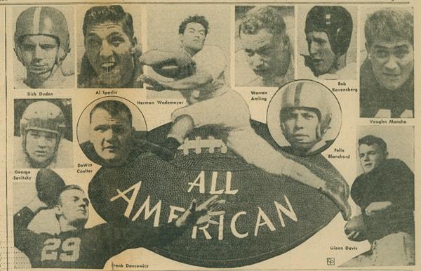 All American Al Sparlis