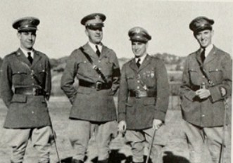 Sigma Nu's in the Military, 1933