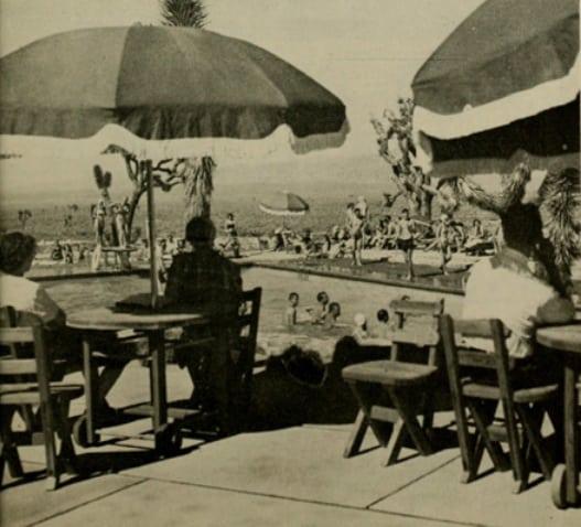 Beach Day, 1950