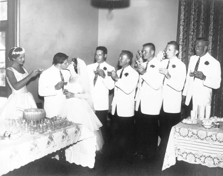 A Sigma Nu Wedding 6